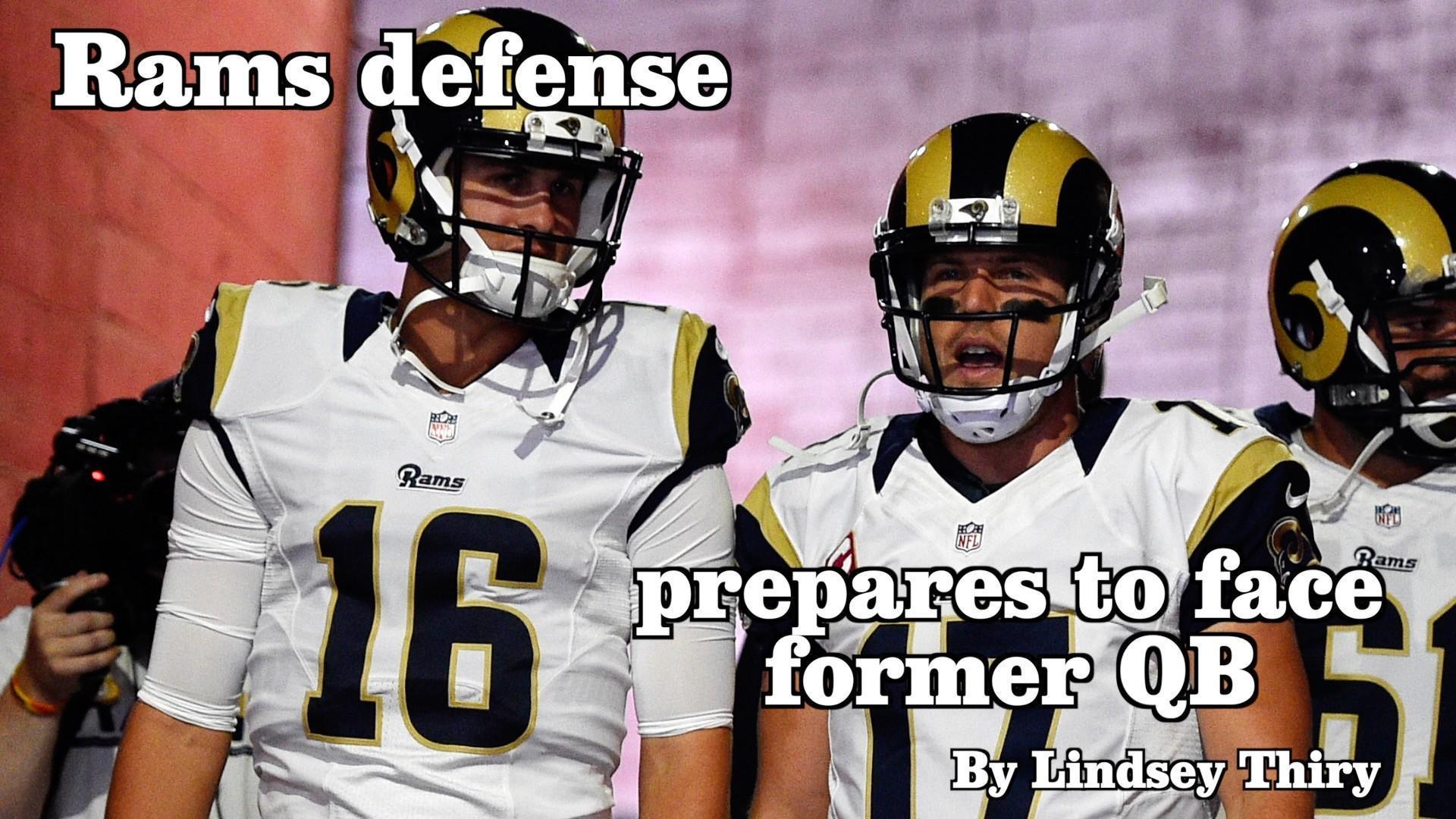 The Huddle: Rams prepare for Case Keenum and Minnesota Vikings