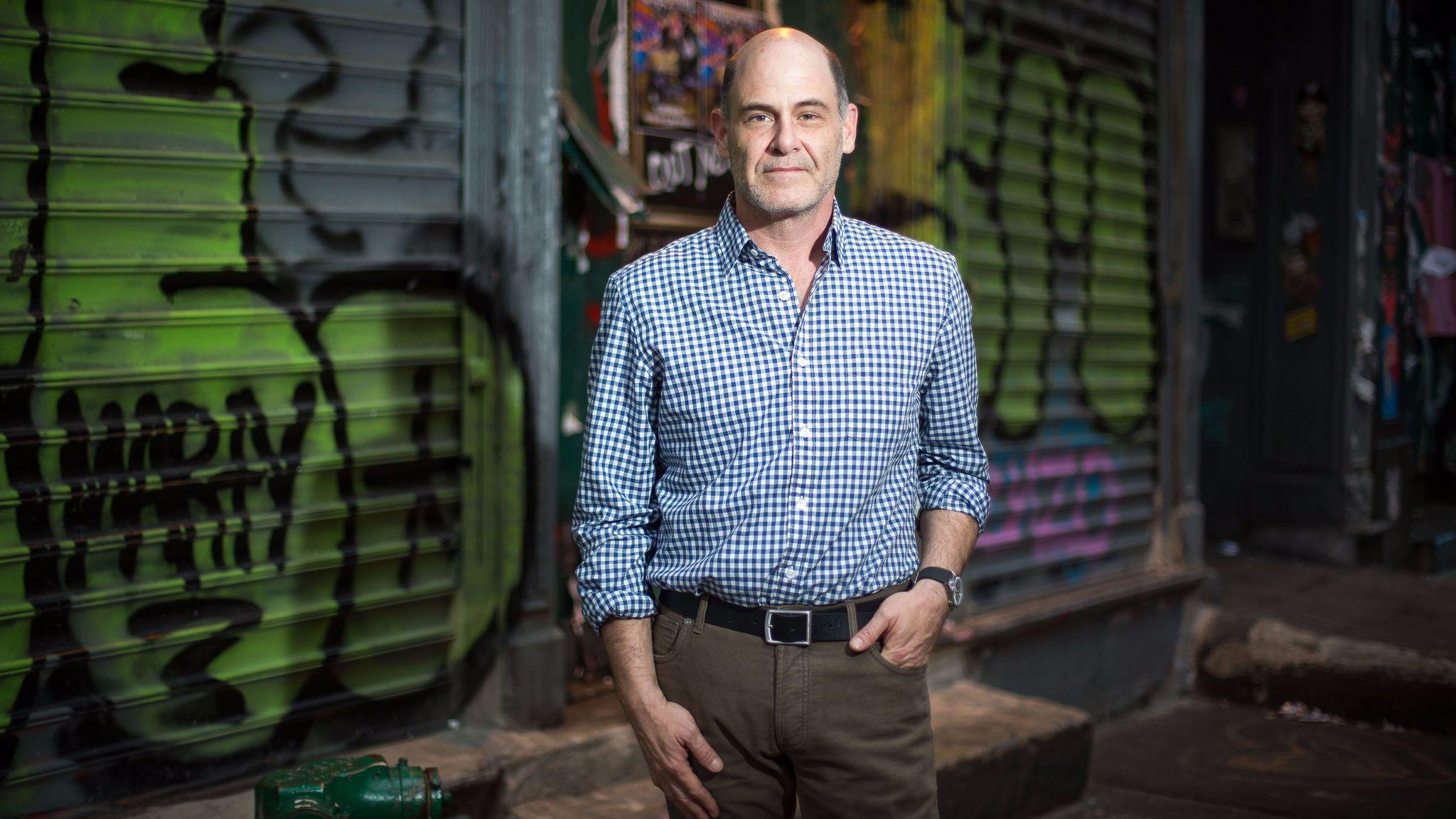 L.A. book reading with 'Mad Men' creator Matthew Weiner still planned amid harassment allegation