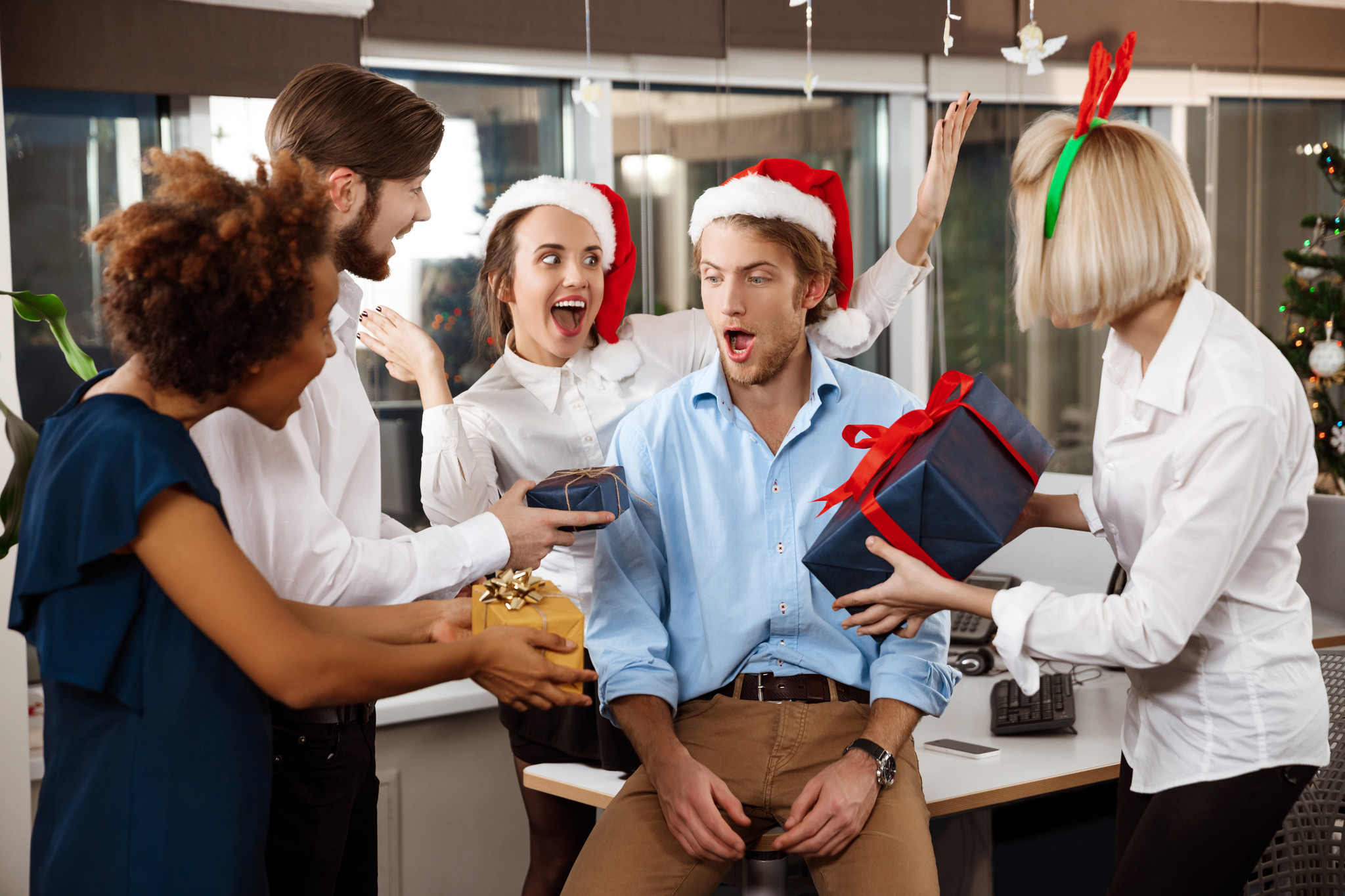 do i have to go to the office christmas party baltimore sun - The Office Christmas Party