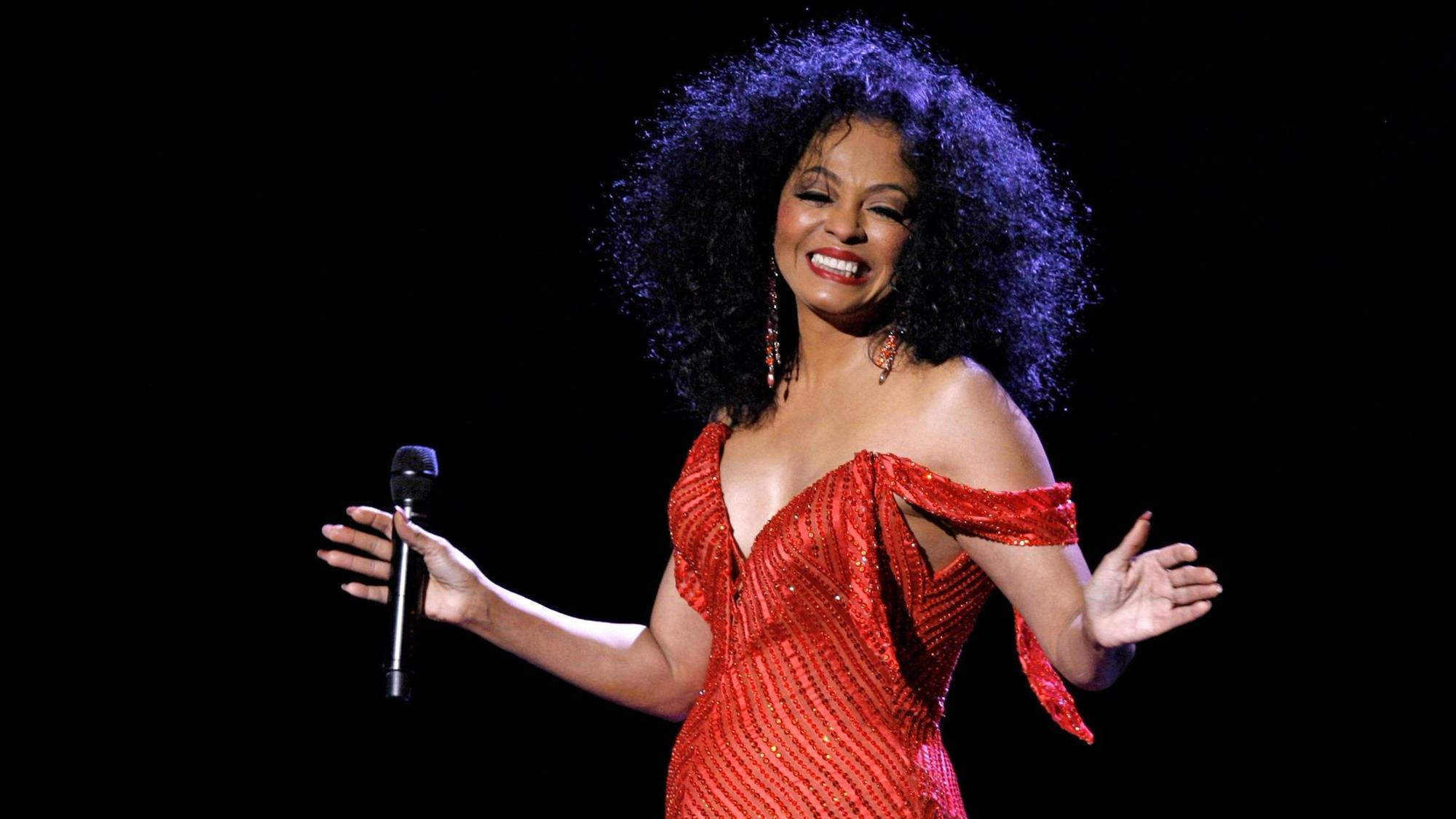 Diana Ross on longevity and life off the stage