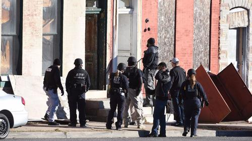 Search continues for killer of Baltimore detective; reward increased to $215,000