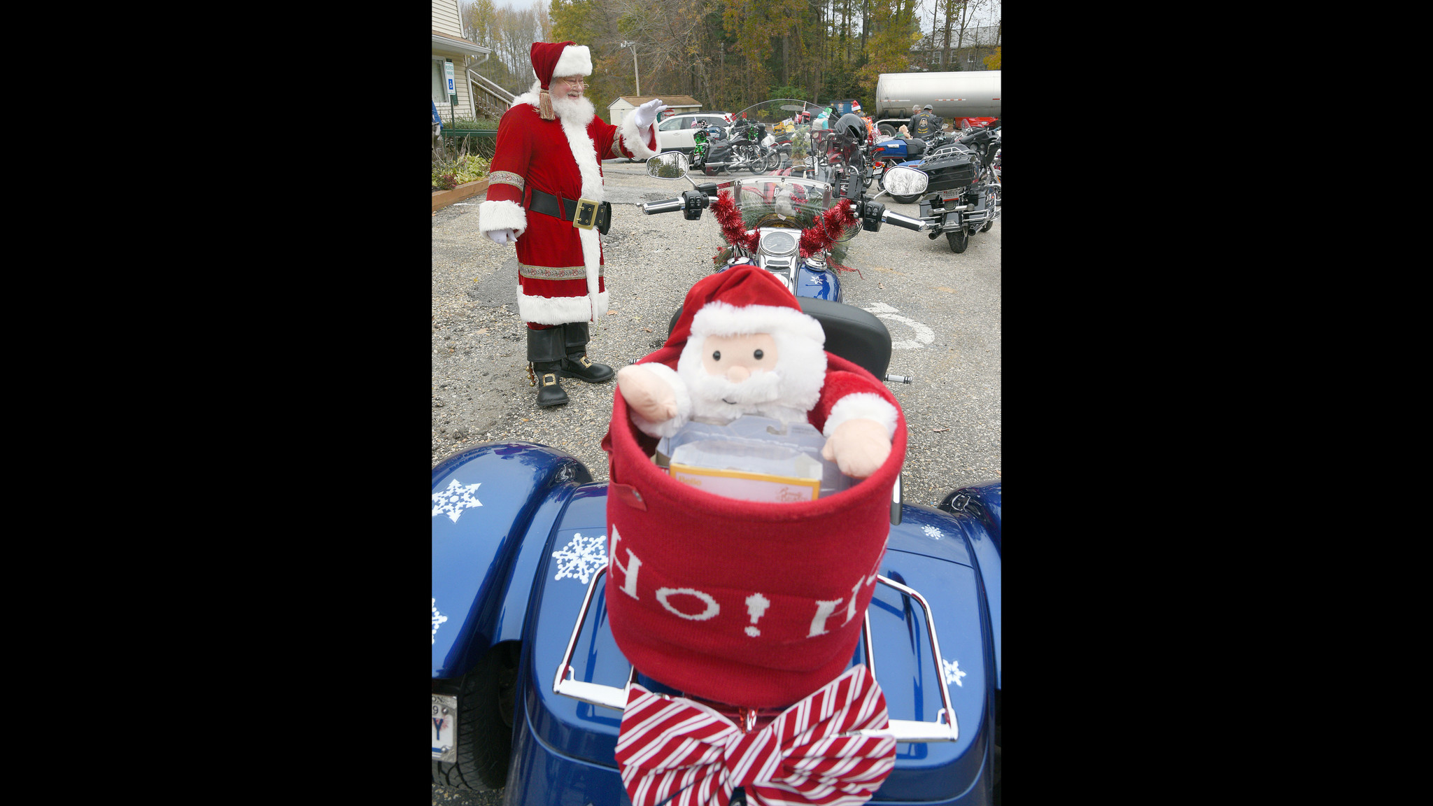 American Legion 2017 Toys For Tots : Toys for tots motorcycle parade baltimore sun