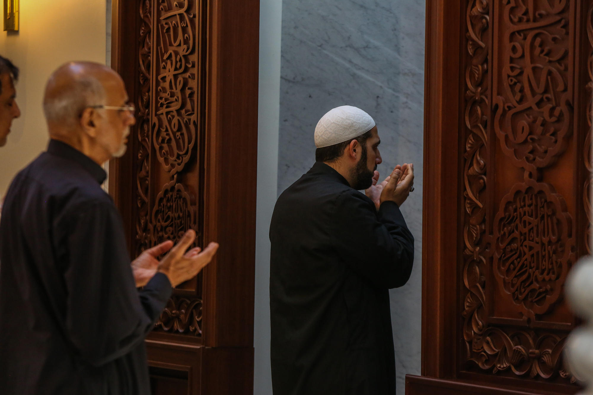 jacobson muslim New mosque highlights growth of muslim community in central florida susan jacobson contact reporter about 85 percent of the muslims in the.