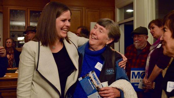 Democrats see opportunity in a strongly Republican California congressional district