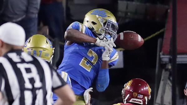 Josh Rosen's stellar night for UCLA ends in frustration