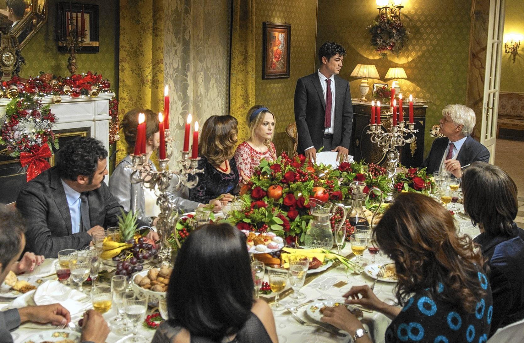 italian language christmas movie la cena di natale in new haven hartford courant - Italian Christmas Dinner