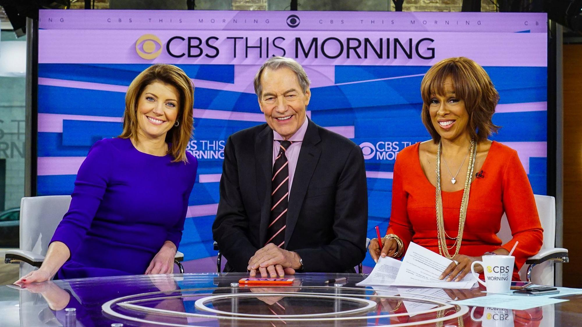Charlie Rose is accused of sexual harassment of women who worked on his PBS talk show