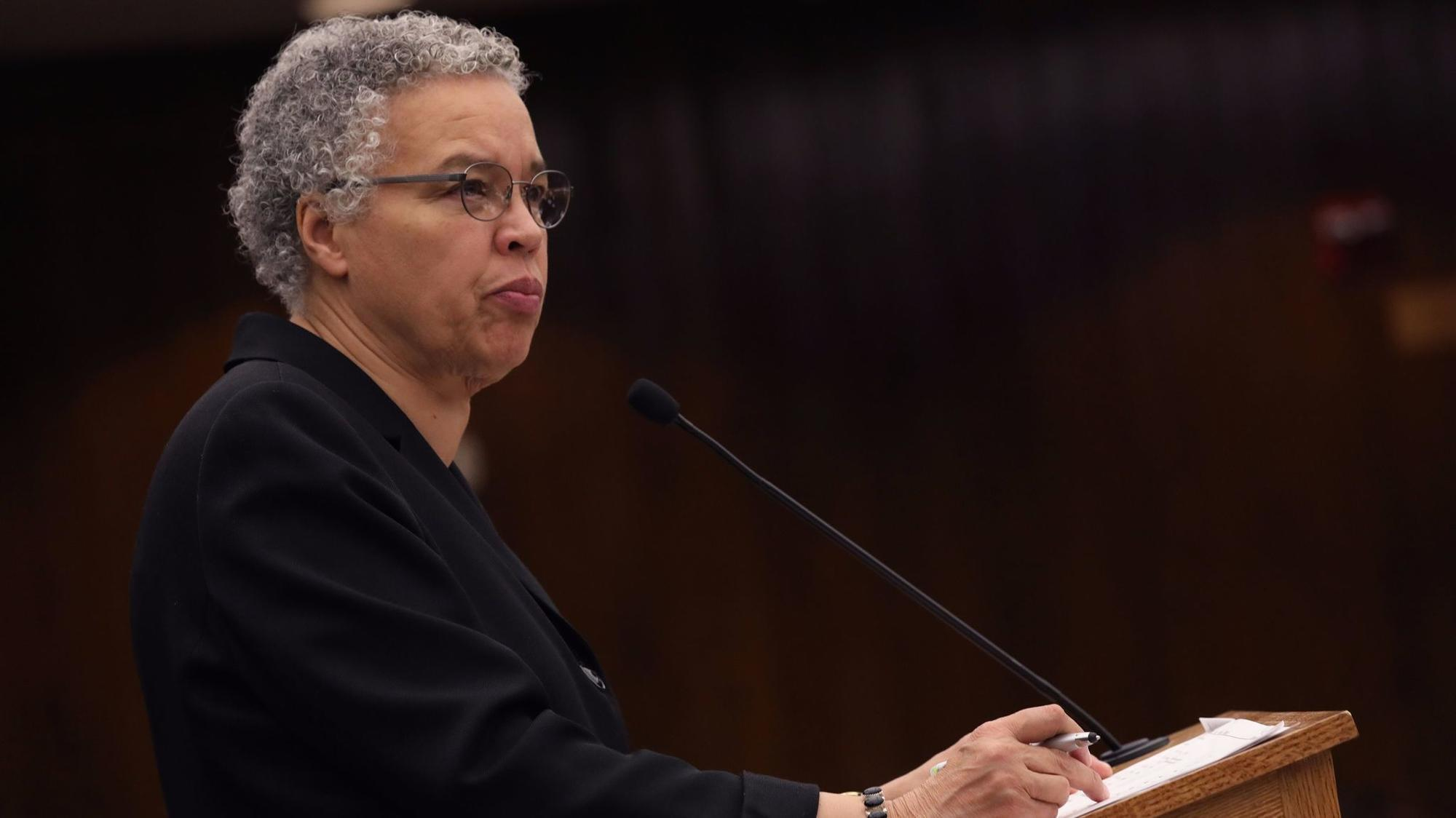 chicagotribune.com - Preckwinkle agrees to fewer Cook County job cuts; hundreds of layoffs still in works