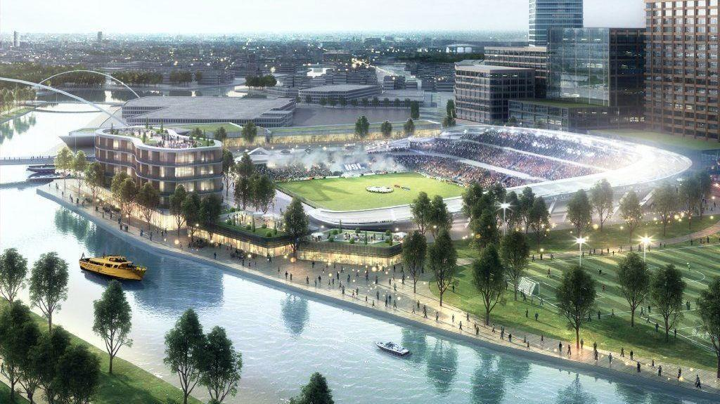 United Soccer League team coming to North Side site proposed for Amazon's HQ2