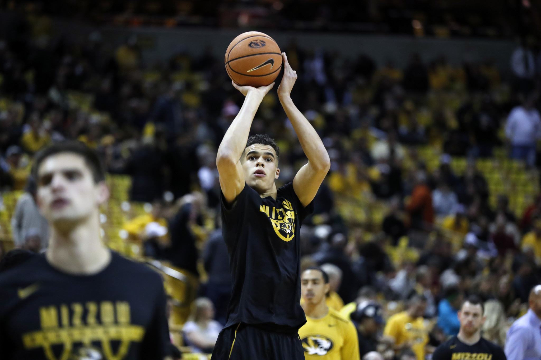 Missouri's Michael Porter Jr. out for the season after back surgery - Chicago Tribune