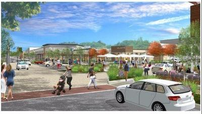 Redevelopment of former Owings Mills Mall site starts with announcement of a new Costco