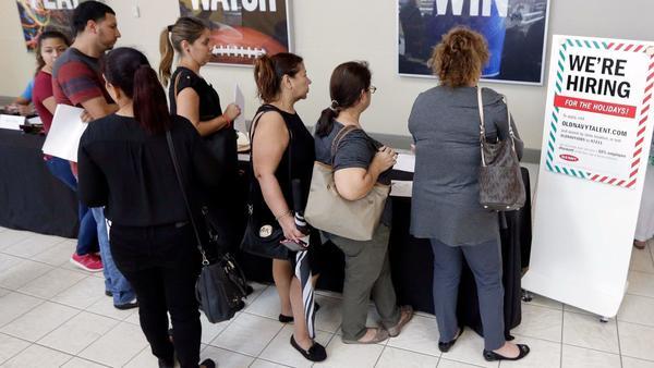 Applications for U.S. unemployment benefits drop 13,000