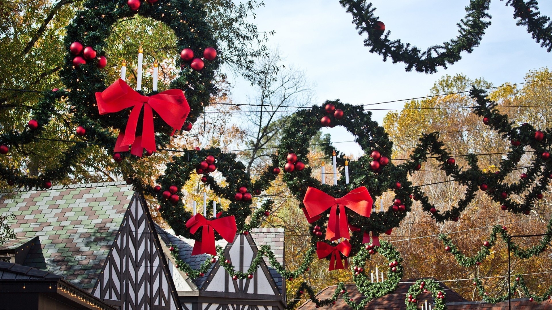 Busch Gardens Ready To Open Christmas Town For The Holiday