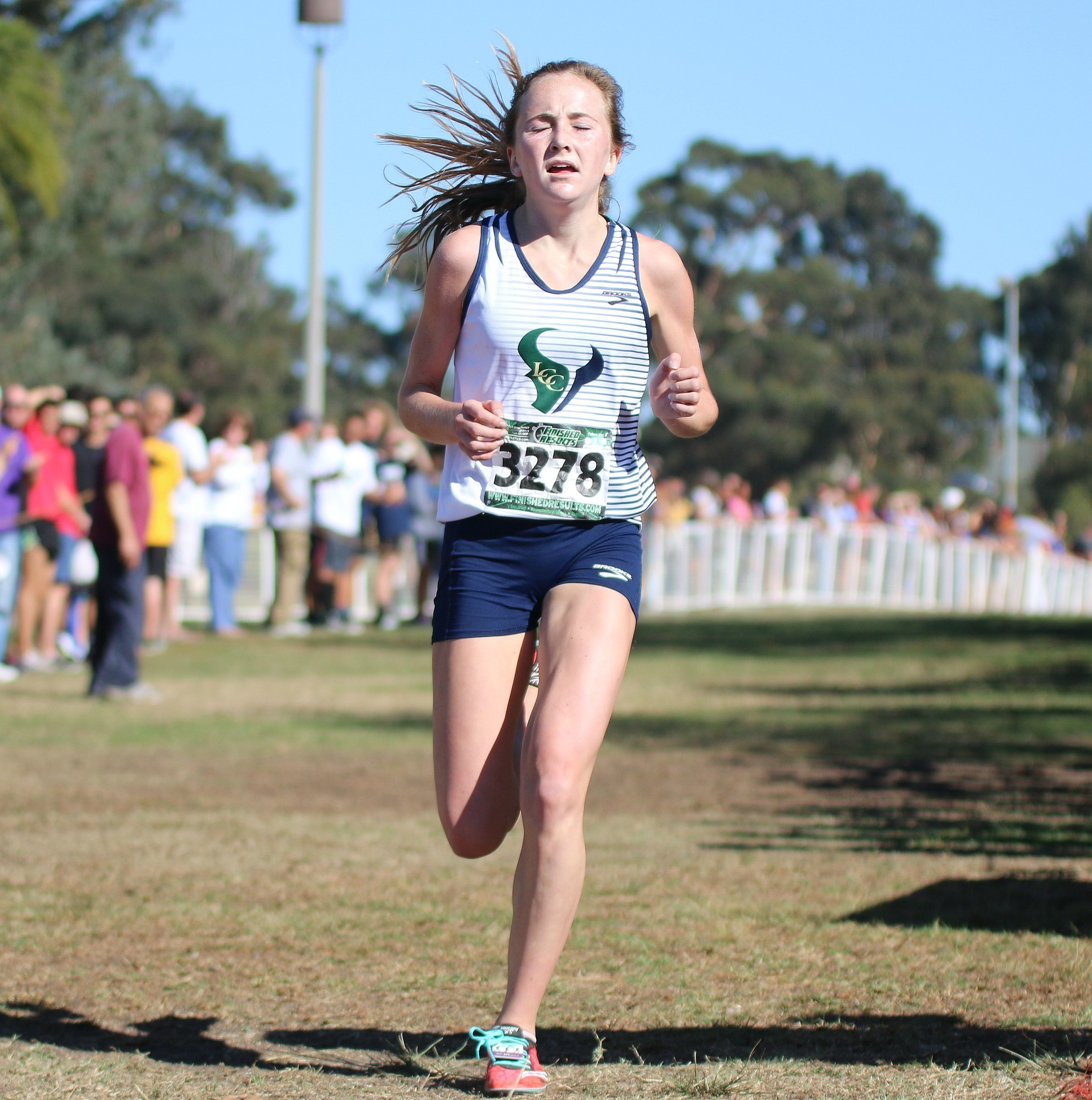Kristin runner