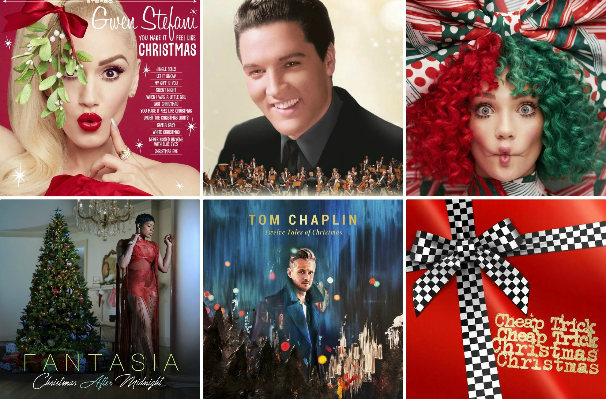 2017 Christmas album roundup: Music for every mood this holiday ...