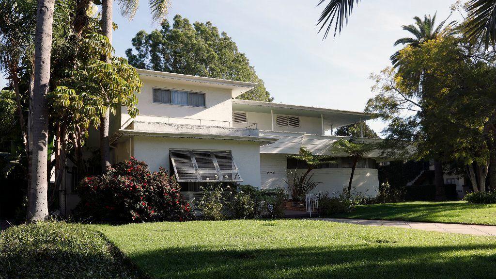 Paul R. Williams Residence