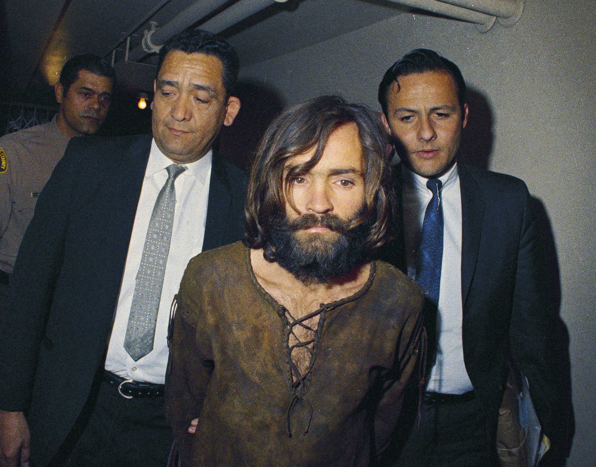 'Young Charlie' podcast explores a different side of Manson — a kid before a murderer