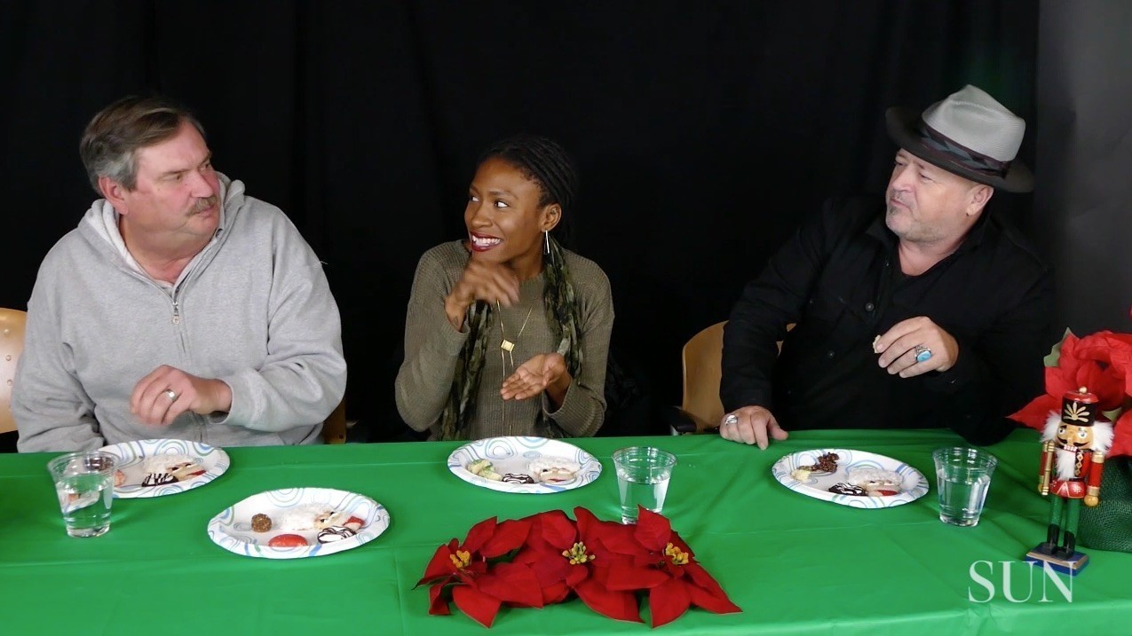 Pro bakers critique Baltimore Sun holiday cookie contest winners