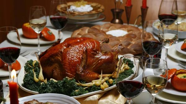 Your Thanksgiving dinner is cheaper this year. Here's why
