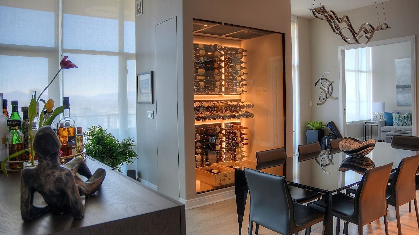 & Wine storage ideas for home - The San Diego Union-Tribune