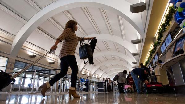 John Wayne Airport's gift to holiday travelers: faster, free Wi-Fi