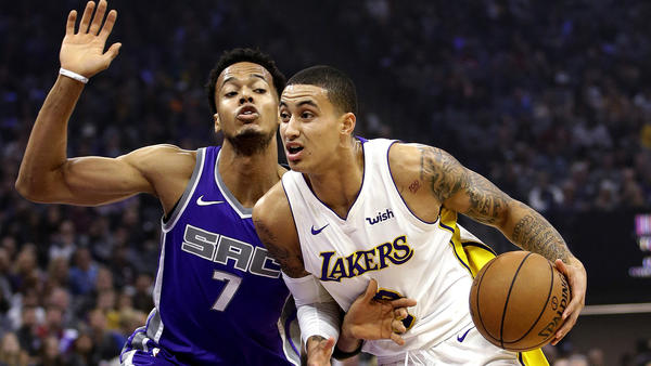 Forget the Ball vs. Fox hype because Lakers can't keep pace with Kings