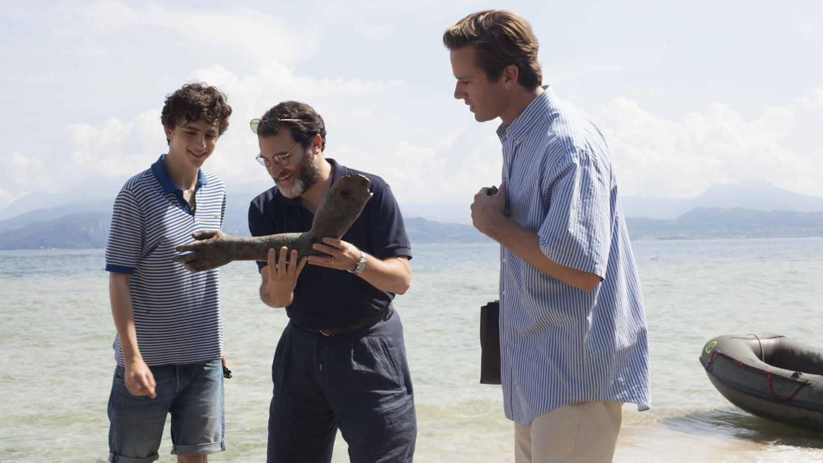 Luca Guadagnino's gay love story 'Call Me by Your Name' is a new coming-of-age classic