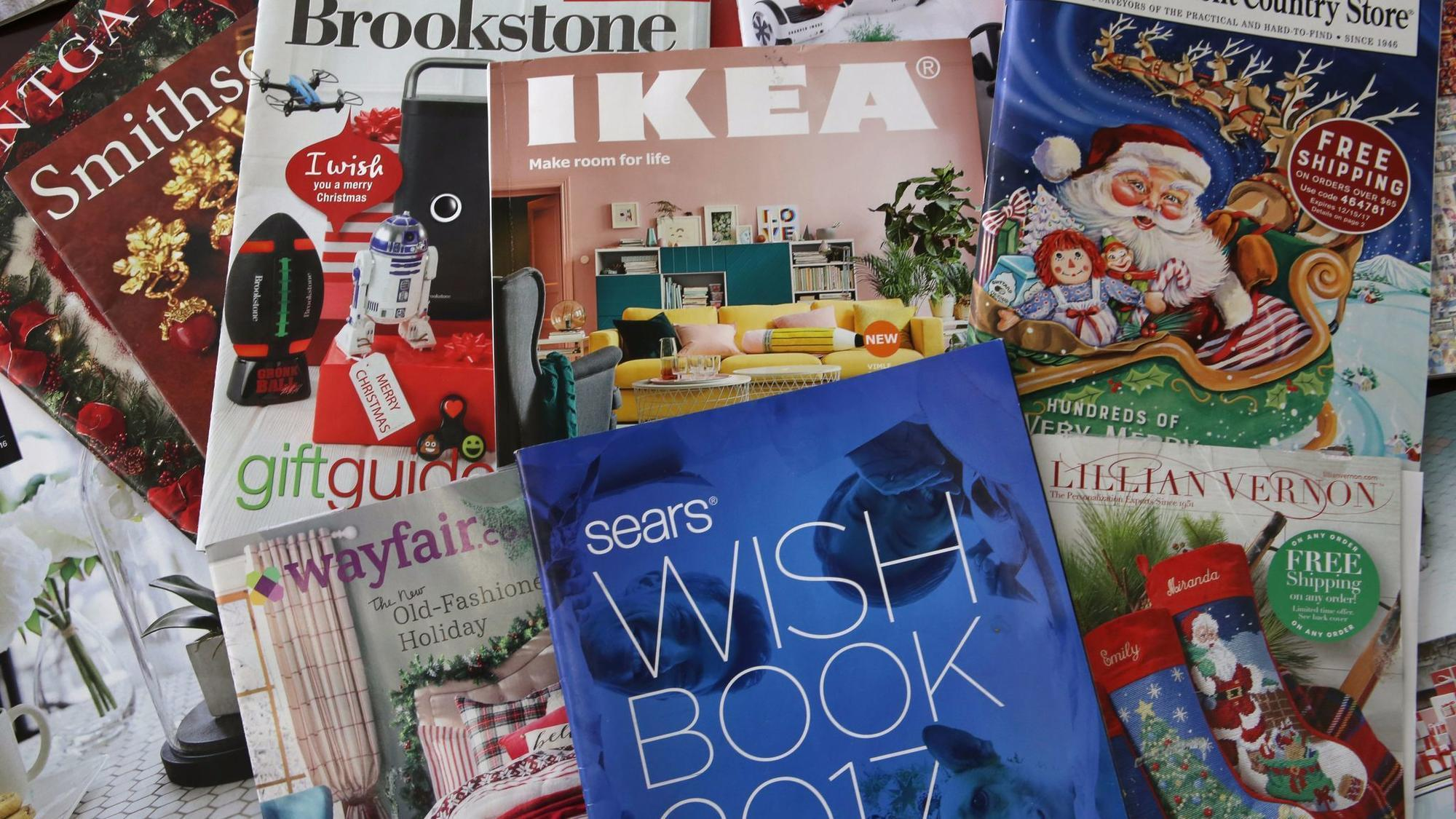 UK Catalogue Shopping - A Home Shopping Revolution. Historically in the UK, mail order catalogues were traditionally large glossy printed books containing products available to purchase from home. Typically customers would browse through a catalogue and .