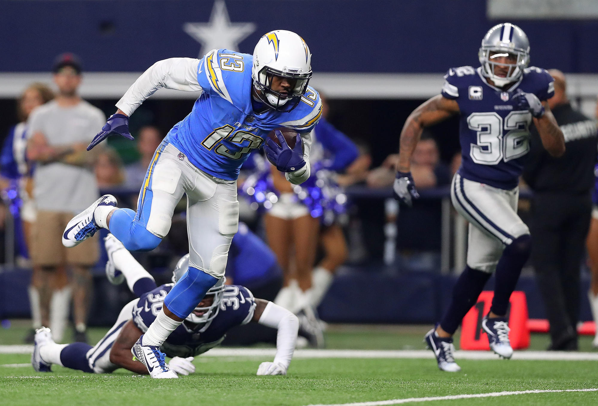 Chargers Keenan Allen Scores Some Points With His Career