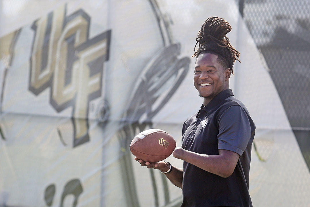 Shaquem Griffin Central Florida