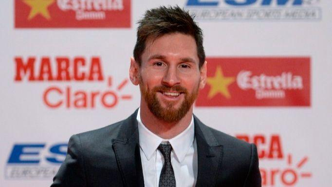 Lionel Messi wins 4th Golden Shoe as Europe's top scorer
