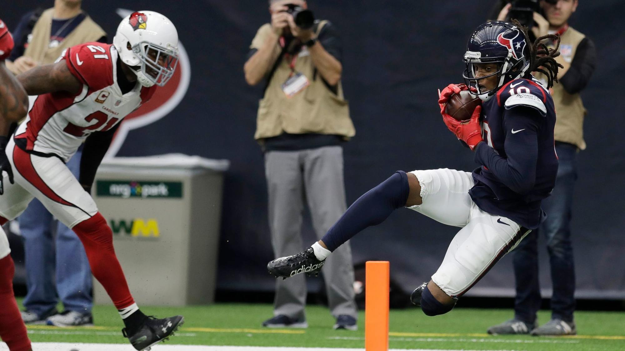 Ravens defense plans to pay plenty of attention to Texans receiver