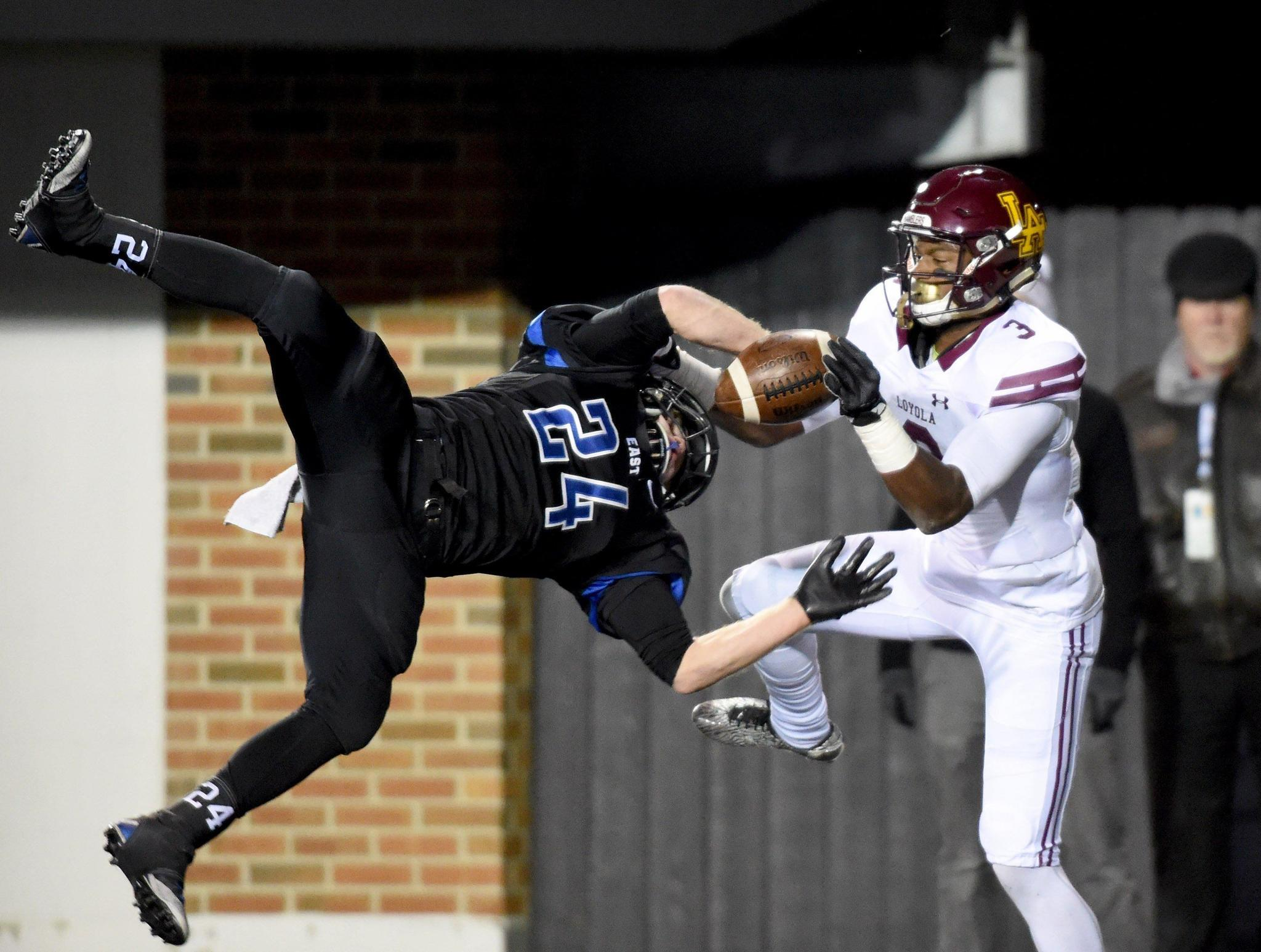 After Loss In State Football Final Loyola Proud Of Its
