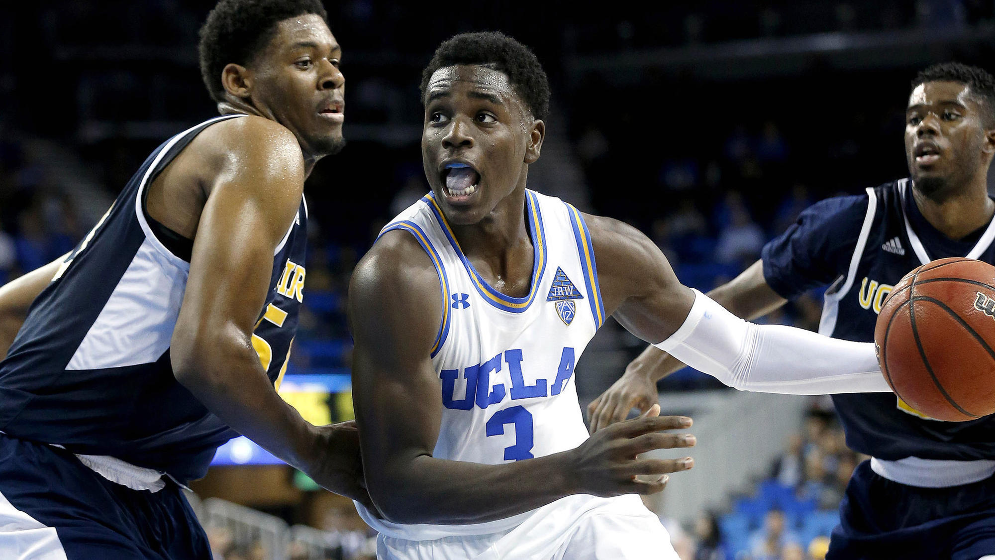 Prince Ali carries scoring load early before UCLA pulls away from