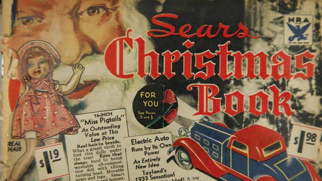 84 years of sears christmas catalogs see whats inside - Sears Christmas Catalog