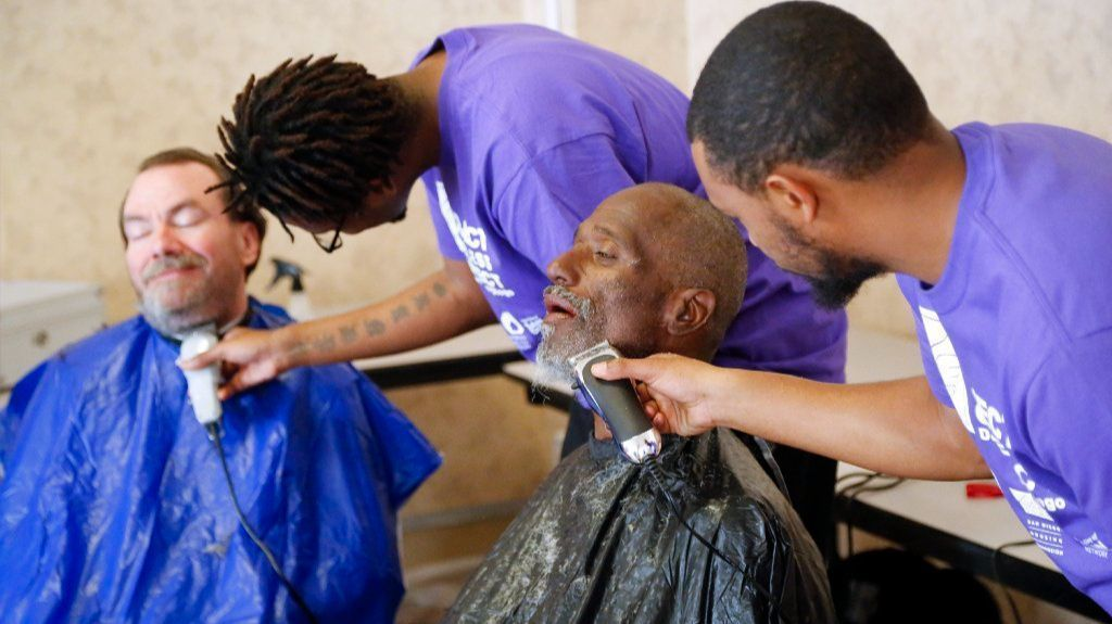 Beauty Academy Recognized For Homeless Outreach Other Services