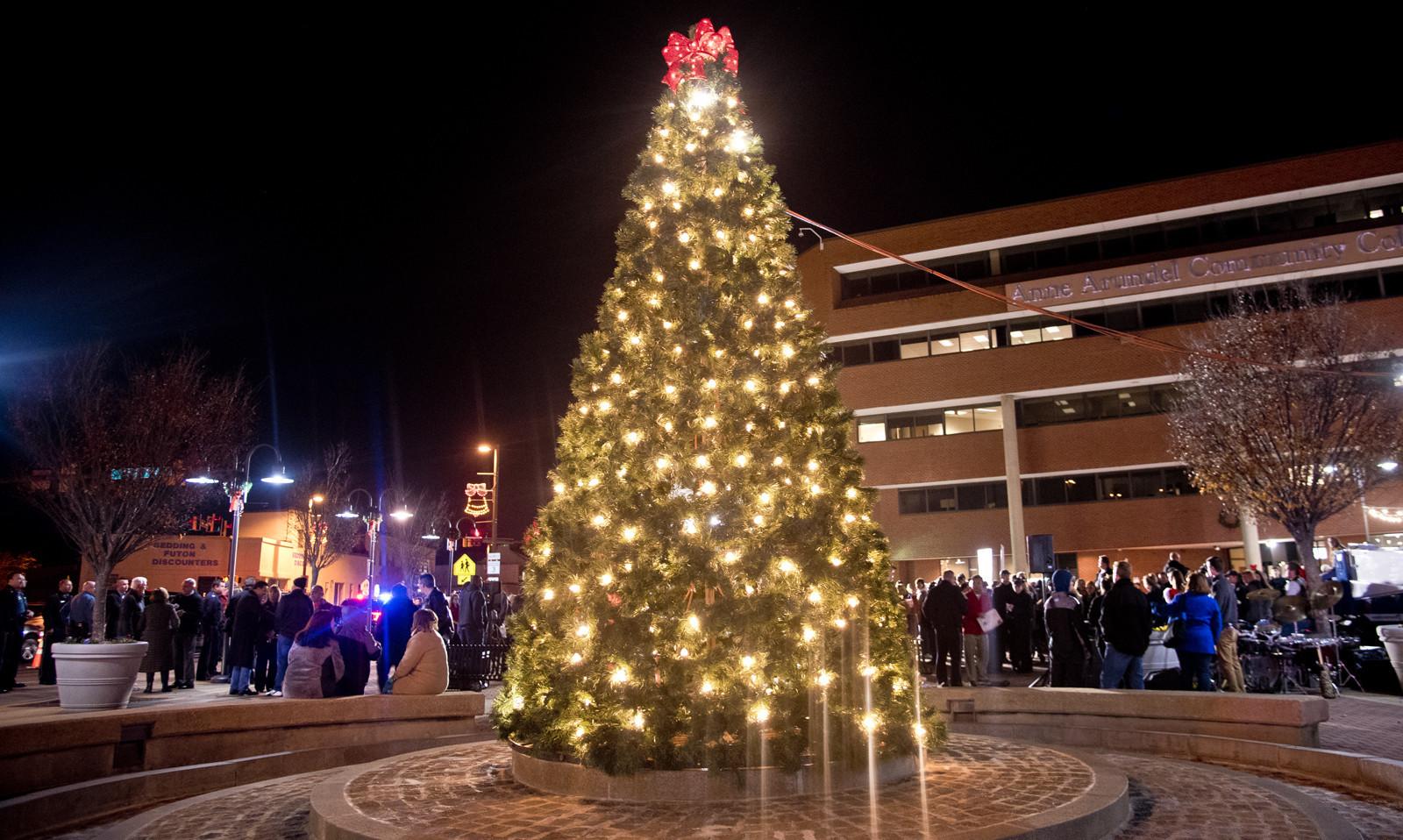 Glen Burnie Tree Lighting