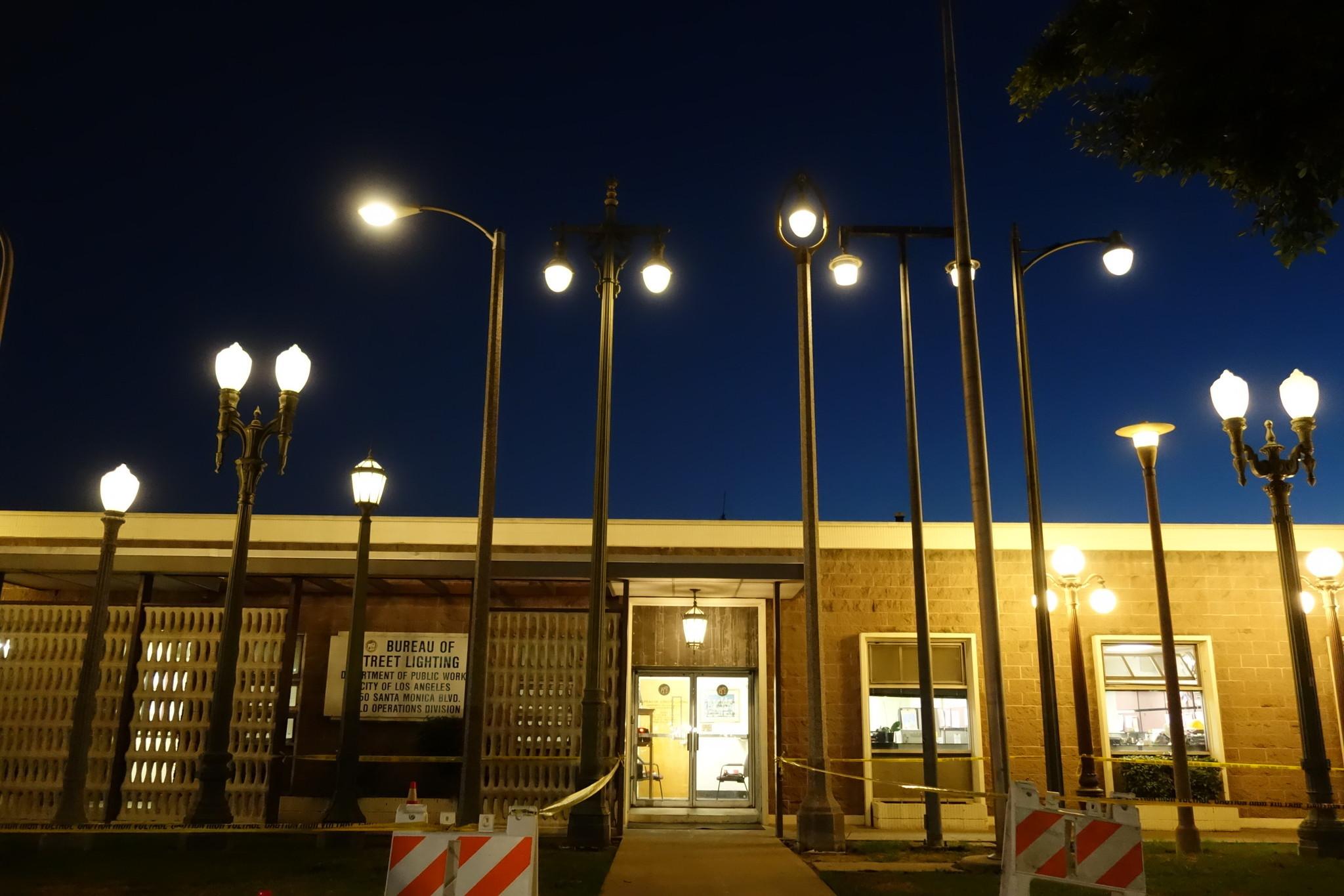 Bureau of Street Lighting