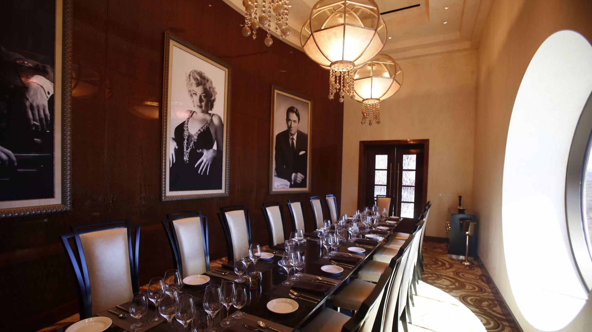 San Diego Area Casinosu0027 Private Dining Rooms Serve Secluded Elegance   The  San Diego Union Tribune