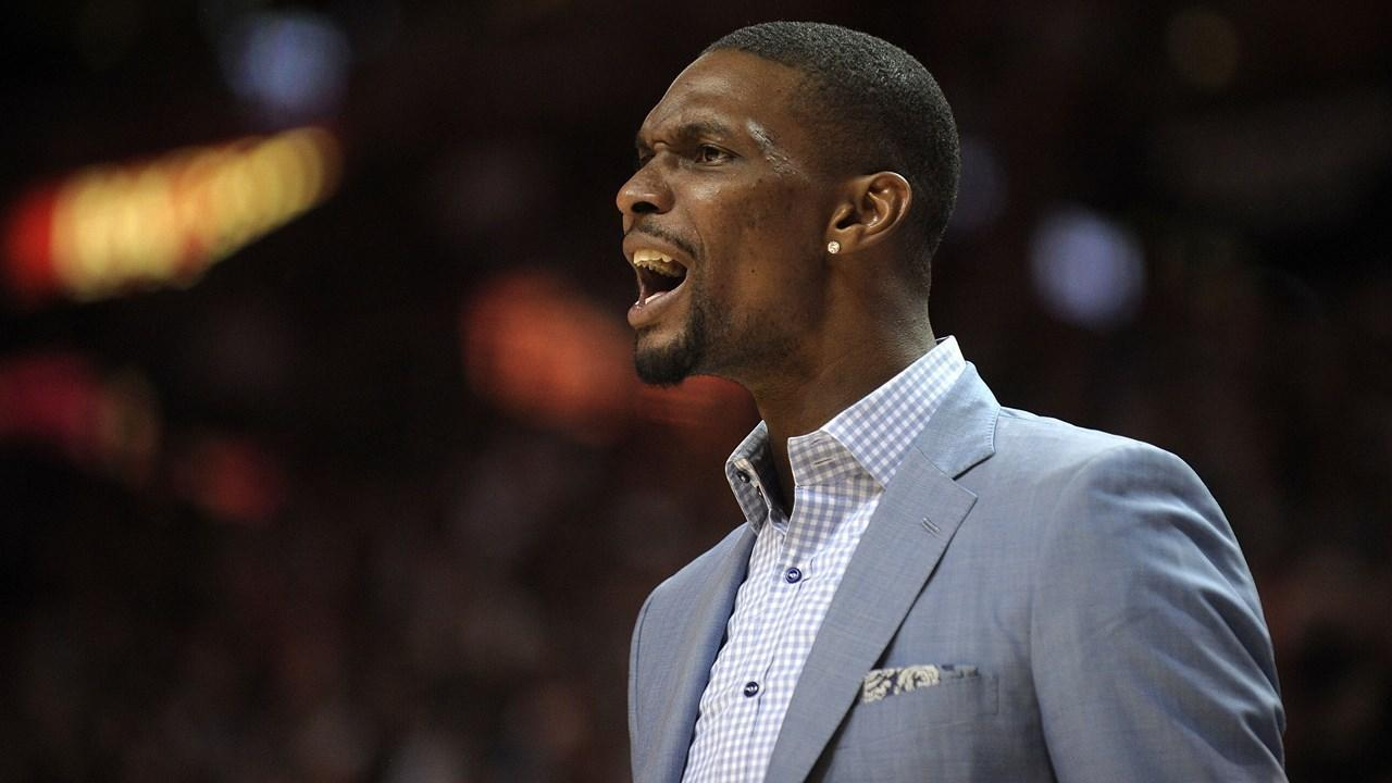 Chris Bosh to NBA TV I plan to keep my options open as a player