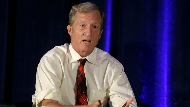 Democrat Steyer Says He'll Spend $30 Million on US House Midterms