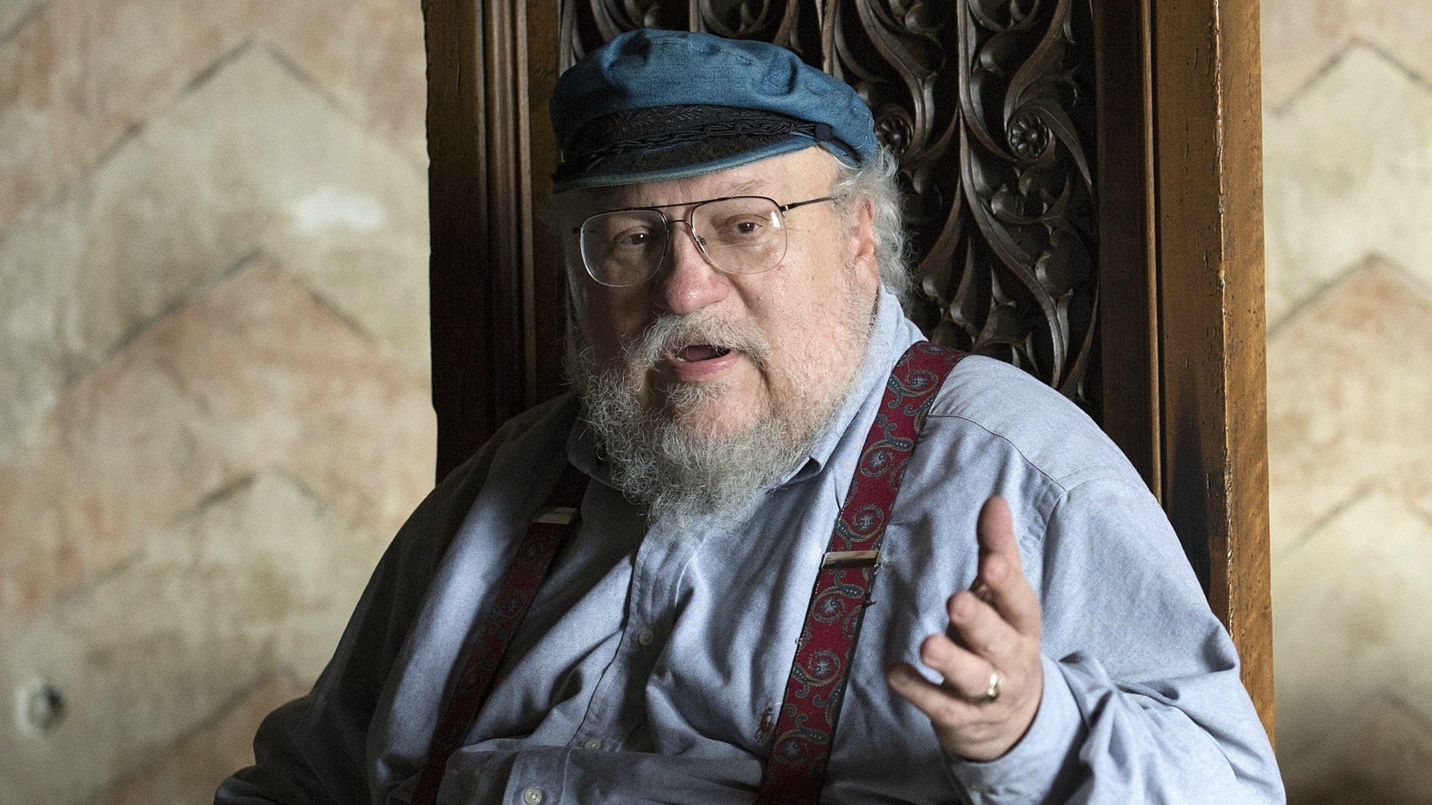 George R.R. Martin: father of 'Game of Thrones' - msn.com