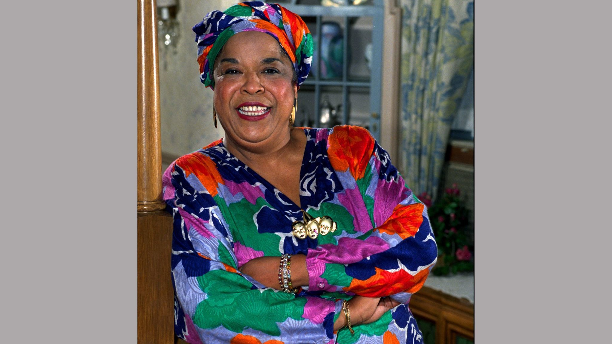 FILE - This October 1991 file photo shows actress Della Reese. Reese, the actress and gospel-influen
