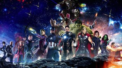 'Avengers: Infinity War', el trailer que todos estaban esperando ya tiene 37 millones de vistas