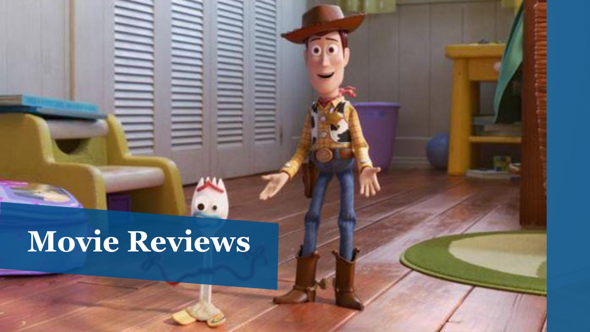 Latest movie reviews
