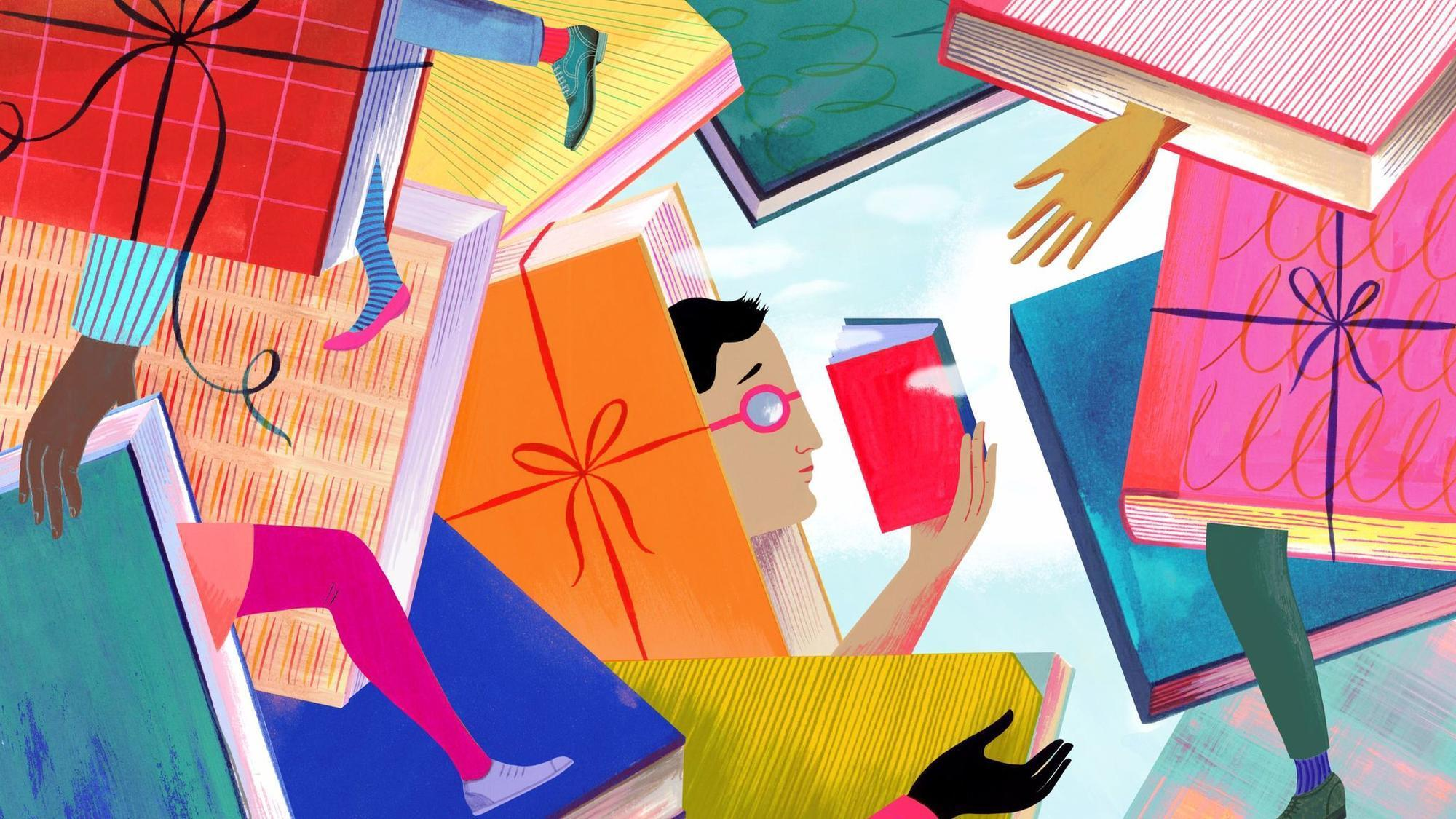 Holiday Books Guide and the Best Books of 2017