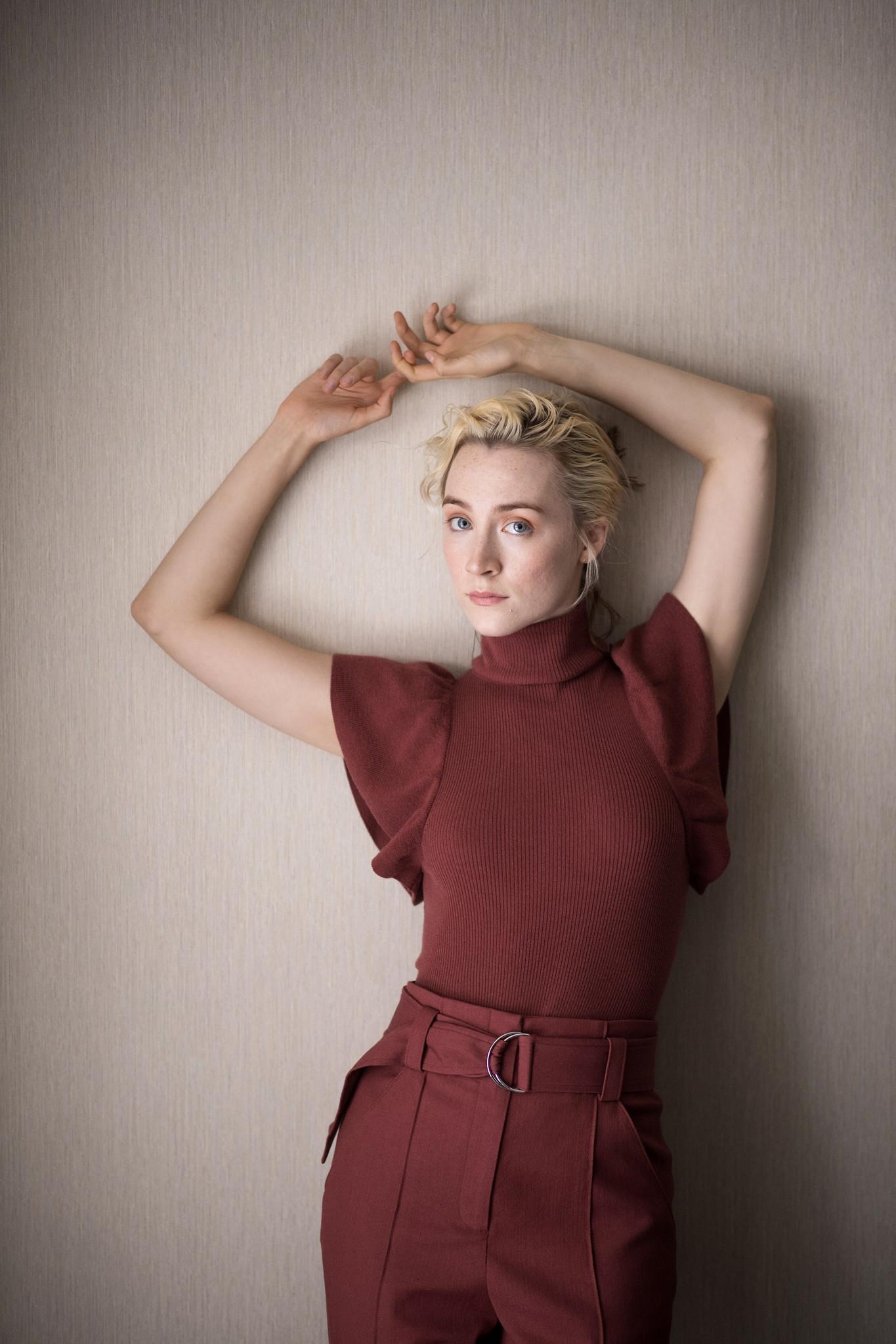Lady Bird S Saoirse Ronan Oscar S Leading Best Actress