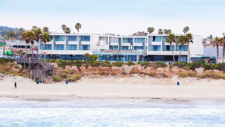 Oceanfront Hotels Mission Beach San Diego