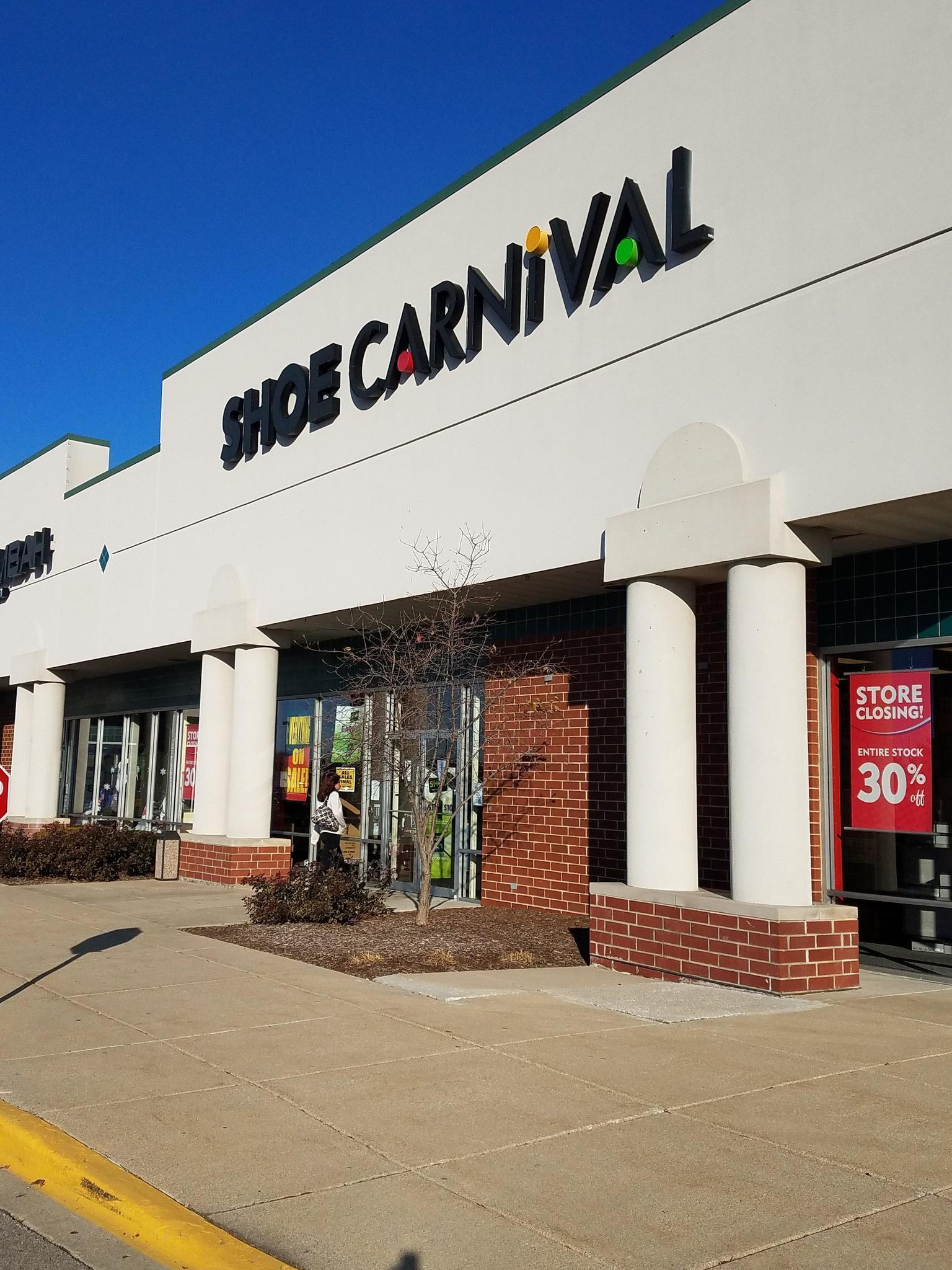 Shoe Carnival, Evansville. M likes. Shoe Carnival makes shoe shopping spontaneous and exciting. You'll get the best deals on the hottest brands when Jump to. Sections of this page. Accessibility Help. Four days only, in-store and online, BOGO 1/2 off and save an extra 15% off! Shop the sale now!