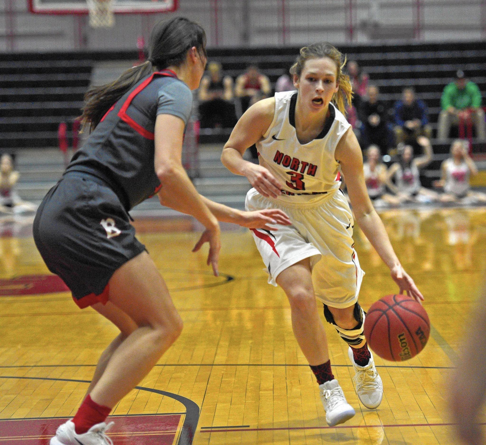 North Central's Mayson Whipple takes another step forward ...
